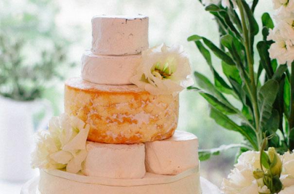 Cheese Wedding Cake Melbourne