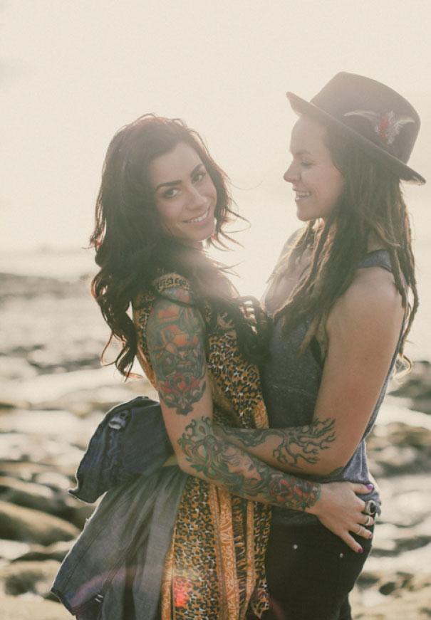 Whitney and sara wedding