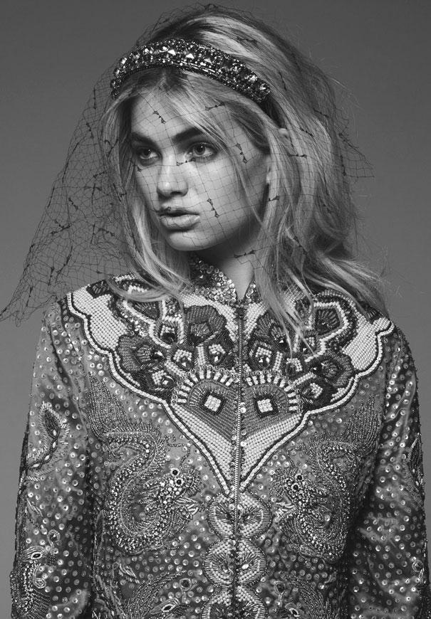 bridal-wedding-accessories-hat-veil-designer-awesome-black-bride3