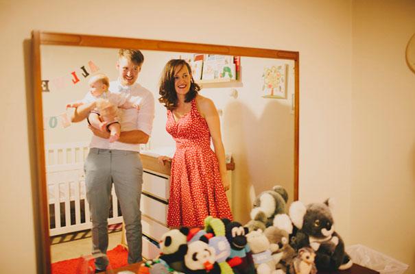 BACKYARD-WEDDING-melbourne-bunting-bright-surprise-short-dress-retro-DIY10