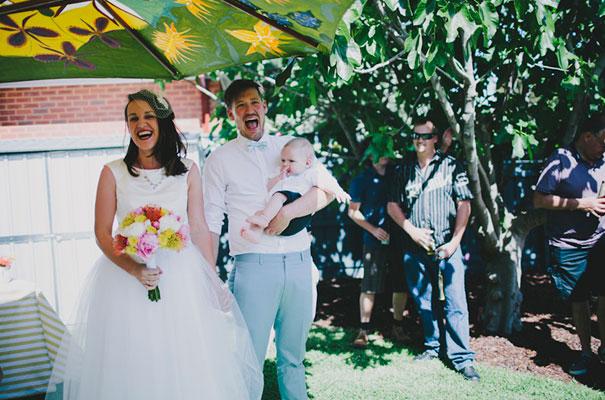 BACKYARD-WEDDING-melbourne-bunting-bright-surprise-short-dress-retro-DIY21