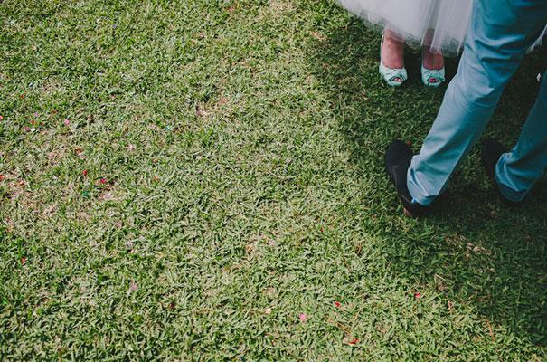 BACKYARD-WEDDING-melbourne-bunting-bright-surprise-short-dress-retro-DIY23