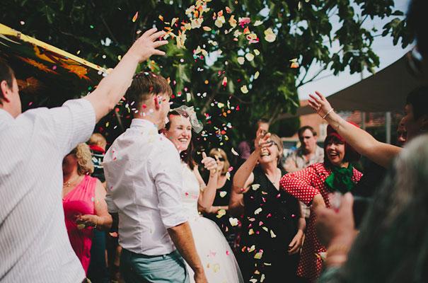 BACKYARD-WEDDING-melbourne-bunting-bright-surprise-short-dress-retro-DIY26