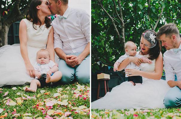 BACKYARD-WEDDING-melbourne-bunting-bright-surprise-short-dress-retro-DIY29