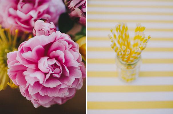 BACKYARD-WEDDING-melbourne-bunting-bright-surprise-short-dress-retro-DIY5