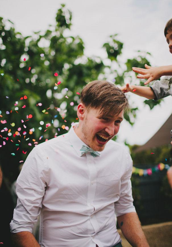 BACKYARD-bride-melbourne-bunting-bright-surprise-short-dress-retro-DIY5