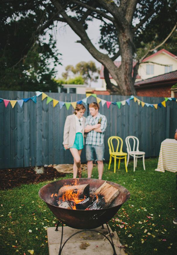 BACKYARD-bride-melbourne-bunting-bright-surprise-short-dress-retro-DIY7