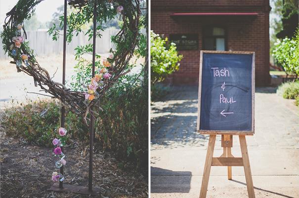 DIY-country-rustic-backyard-weding-inspiration-short-lace-dress-blue-green-yellow24