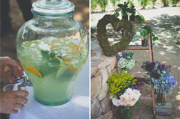 DIY-country-rustic-backyard-weding-inspiration-short-lace-dress-blue-green-yellow31