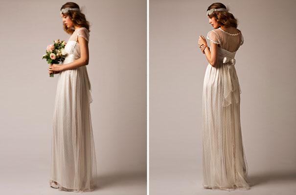 Bridal gowns qld flower girl dresses for Boho wedding dresses australia