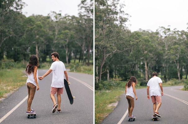skateboarding-chick-engagement-couple-bush-photography-inspiration3