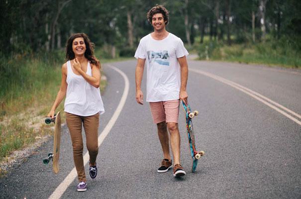 skateboarding-chick-engagement-couple-bush-photography-inspiration8