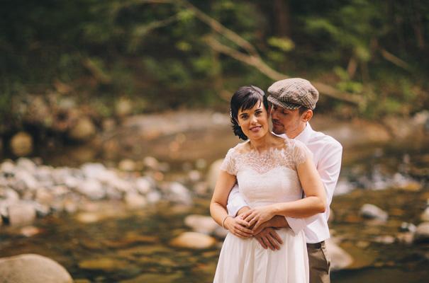 best-wedding-ever-rainbow-cake-DIY-vintage-bride-lace-custom-made-bridal-gown-retro-car-reception-brisbane-queensland19