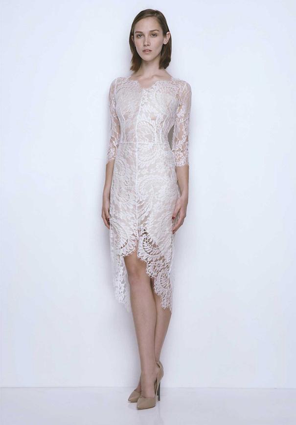 White Lace Designer Dresses