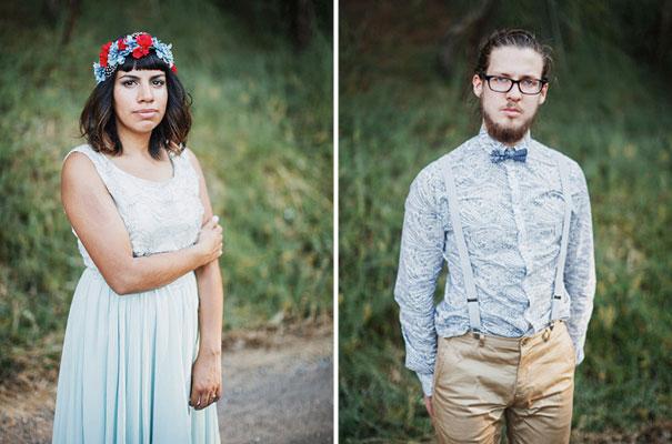 backyard-wedding-DIY-melbourne-wedding-photographer-blue-floral-crown