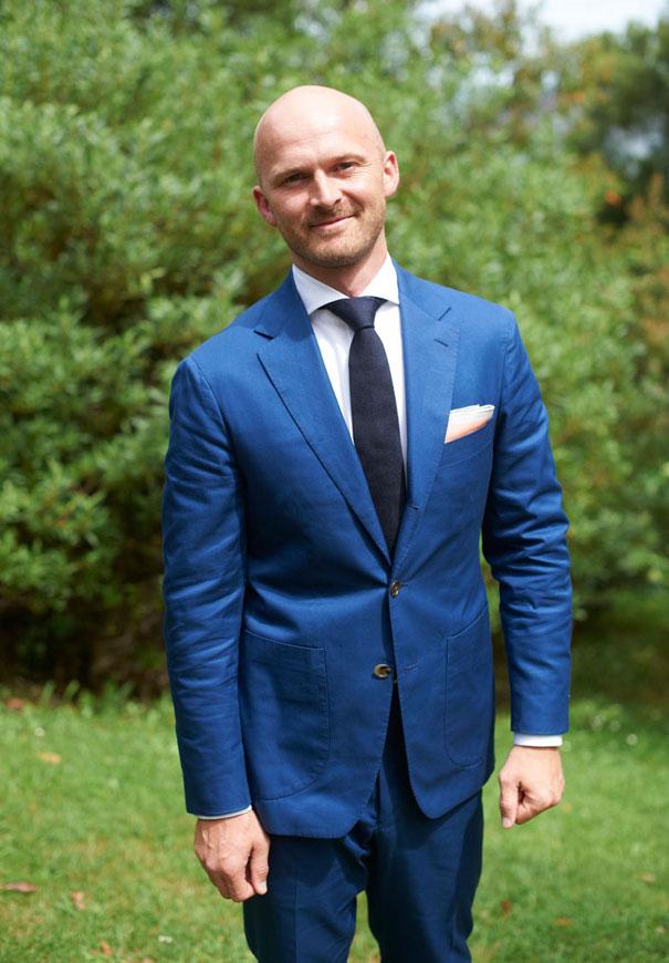 Mens Blue Suit Wedding Blue Suit Wedding