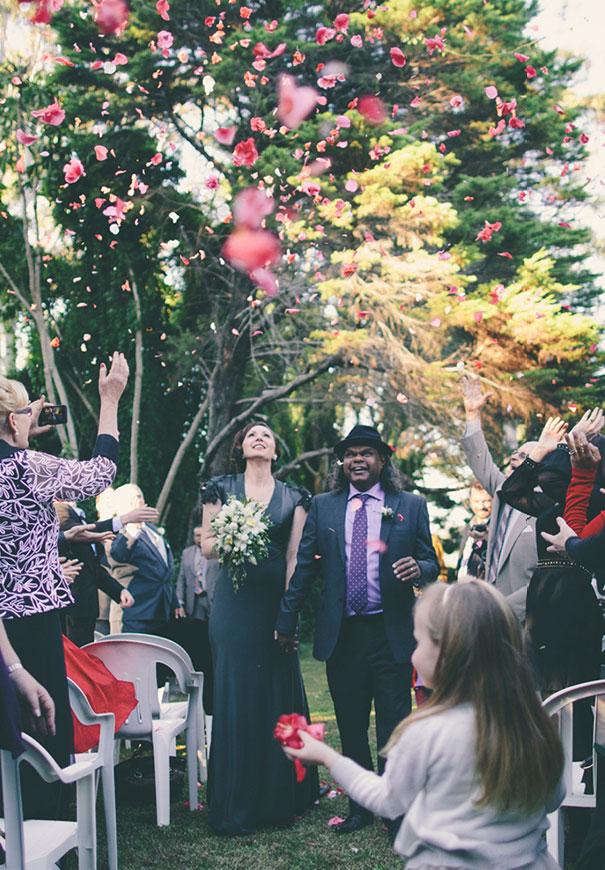 black-wedding-dress-sequins-backyard-outdoor-elegant-garden-bride-inspiration2