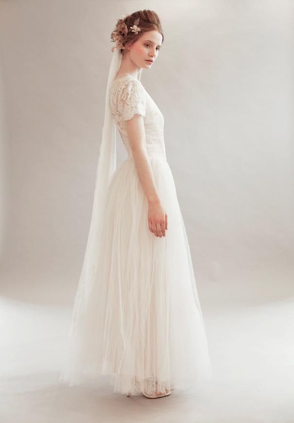 Wedding Dresses For Older Brides New Zealand : Vintage wedding dress bridal gown rue de seine australian new zealand