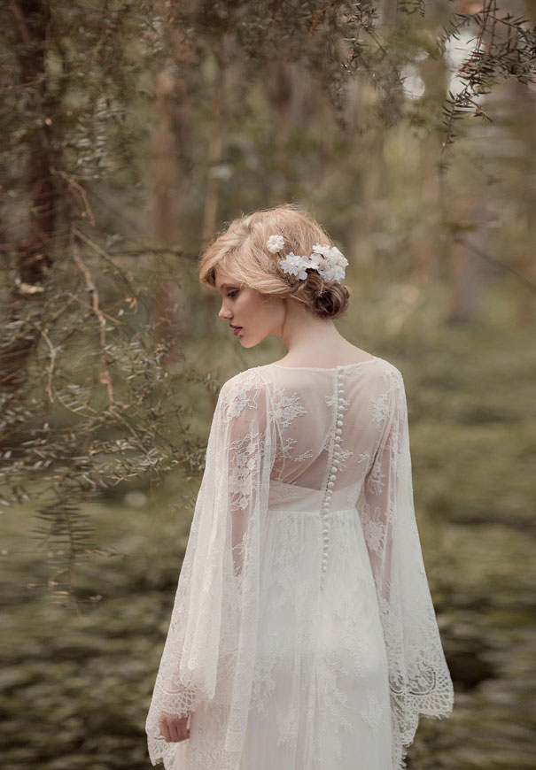 Hello may into the woods for Forest wedding dress vintage