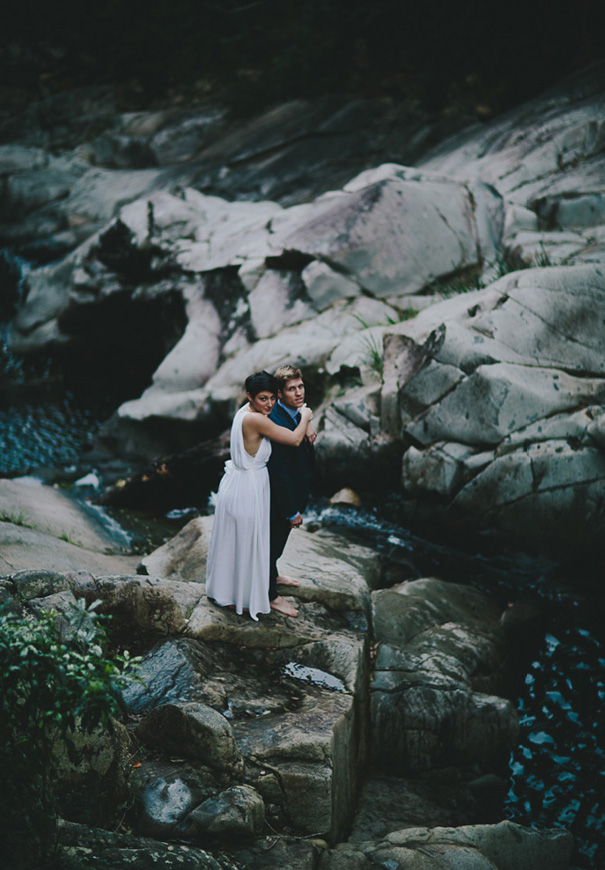 queensland-wedding-photographer-brisbane-bush-waterfall-australian-barefoot-bride10