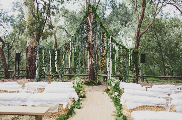melbourne-wedding-twilight-vera-wang-green-styling-candlelight-inspiration10