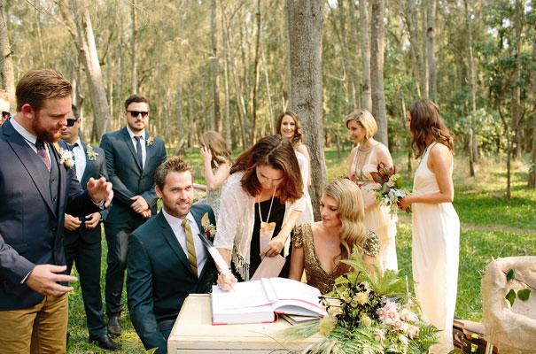 paperbark-camp-wedding-bush-bride-gold-bridal-gown-dress10
