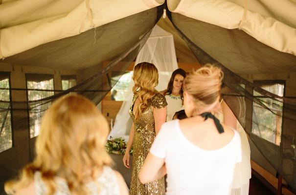 paperbark-camp-wedding-bush-bride-gold-bridal-gown-dress4
