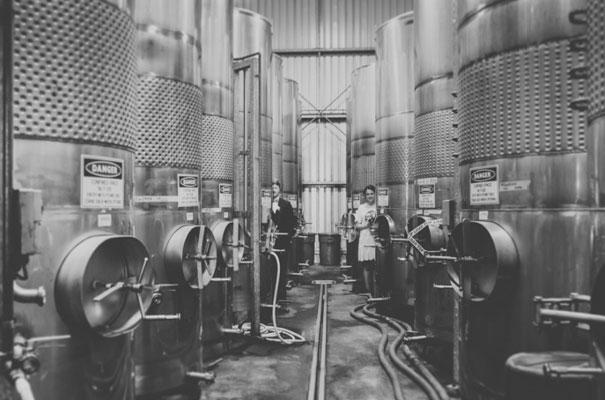rachel-gilbert-the-hill-winery-weding-geelong-brown-paper-parcel17