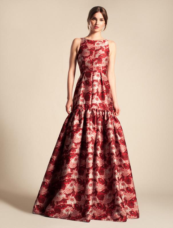 001_LONG-ROSA-JAQUARD-DRESS_RED-MIX