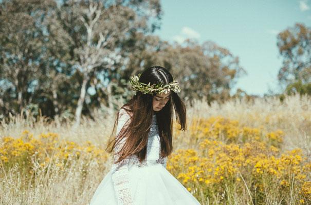 inspiration-wedding-Enchante-Bridal-Boutique-red-sequin-bridal-gown-blue2