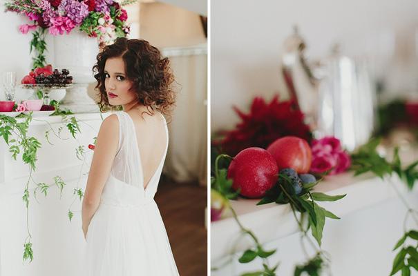 jenny-packham-berry-blush-pink-purple-wedding-inspiration-hair-makeup-bridal-flowers-i-love-wednesdays7