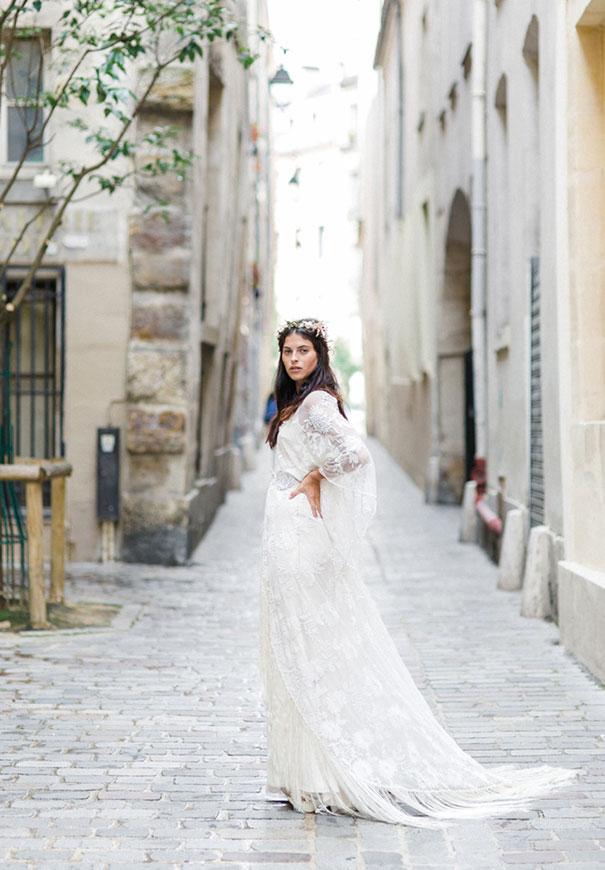 Hello may rue de seine in the city of love for Boho wedding dresses australia