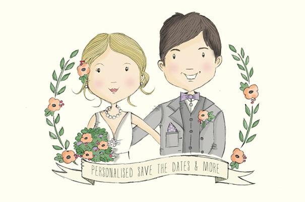 illustration de couple
