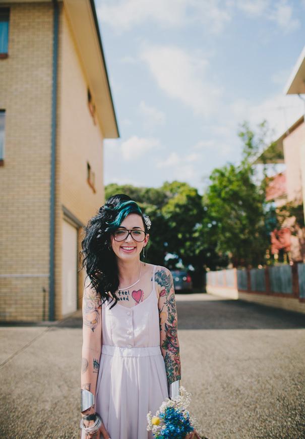 punk-wedding-rock-n-roll-bride-short-skirt-wedding-dress62