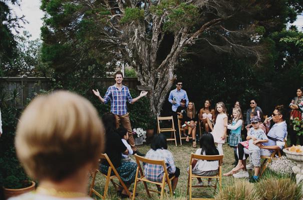 surprise-wedding-backyard-reception-blush-dress15