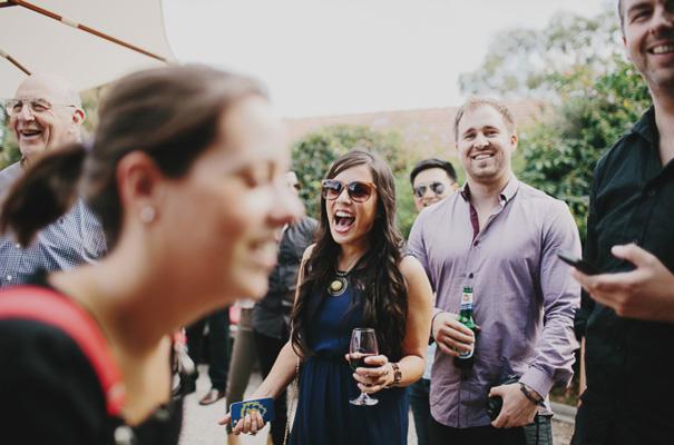 surprise-wedding-backyard-reception-blush-dress16