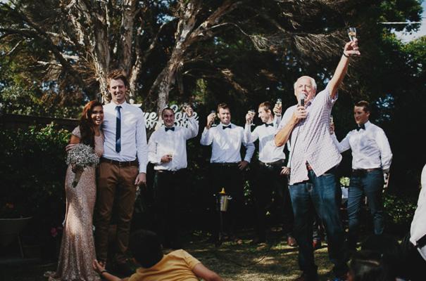 surprise-wedding-backyard-reception-blush-dress25