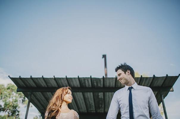 surprise-wedding-backyard-reception-blush-dress28