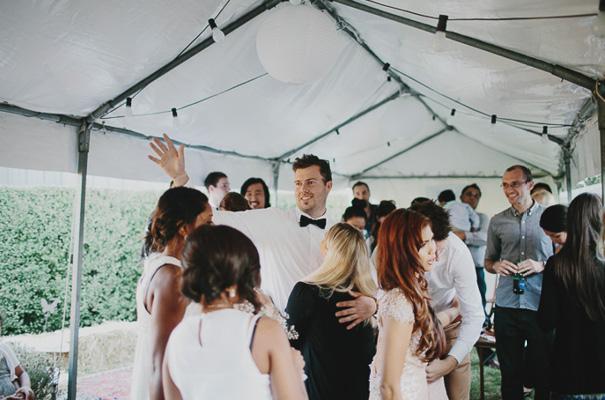 surprise-wedding-backyard-reception-blush-dress42