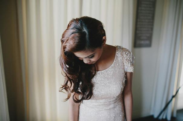 surprise-wedding-backyard-reception-blush-dress7