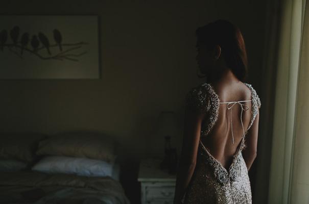 surprise-wedding-backyard-reception-blush-dress8