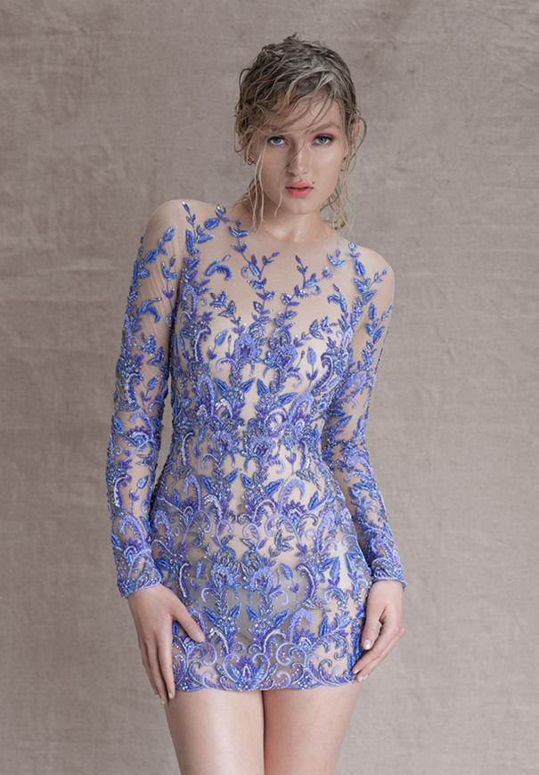 Paolo-Sebastian-SS15-bridal-gown-wedding-dress-dusty-sky-blue3