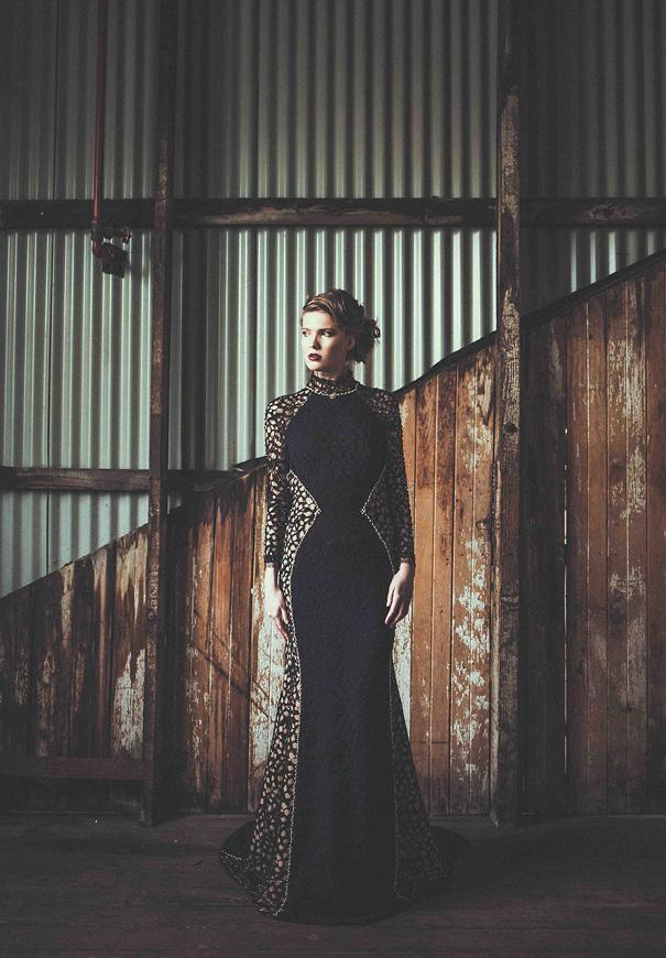 alana-aoun-bridal-gown-wedding-dress-gold-black4