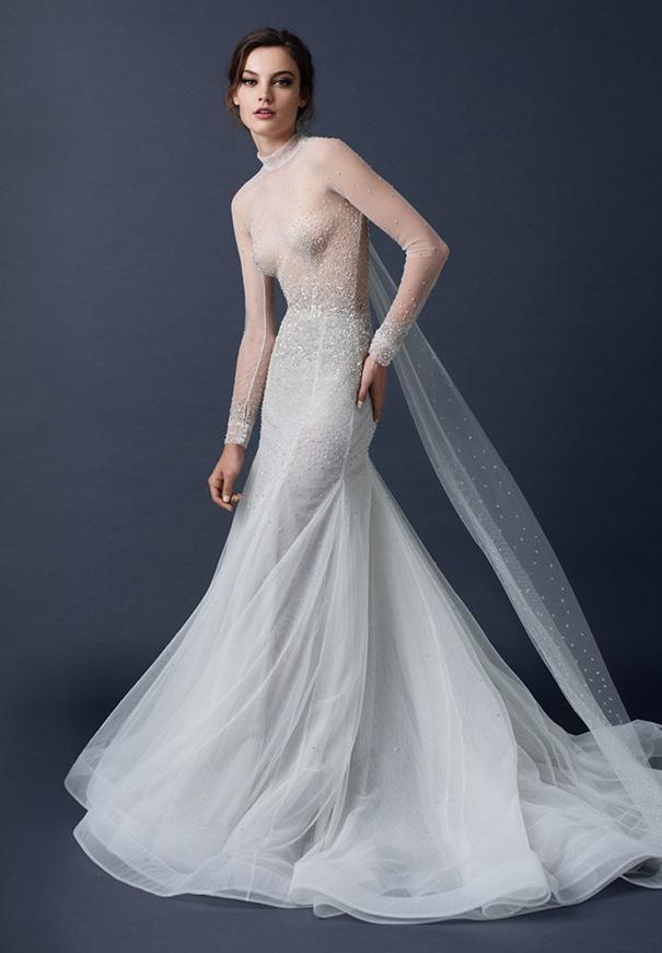 paolo-sebasion-AW15-the-sleeping-garden-blush-gold-bronze-bridal-gown-wedding-dress-violet-purple16