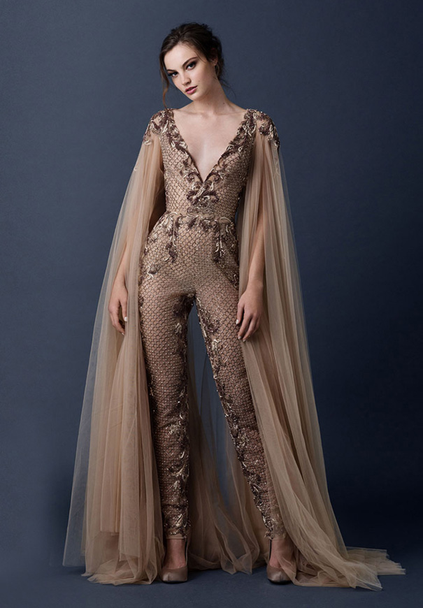 paolo-sebasion-AW15-the-sleeping-garden-blush-gold-bronze-bridal-gown-wedding-dress-violet-purple6
