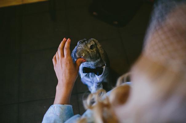 vintage-retro-inspired-short-lace-full-skirt-bride-wedding-dress12