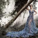 wow-paolo-sebasion-AW15-the-sleeping-garden-blush-gold-bronze-bridal-gown-wedding-dress-violet-purple2