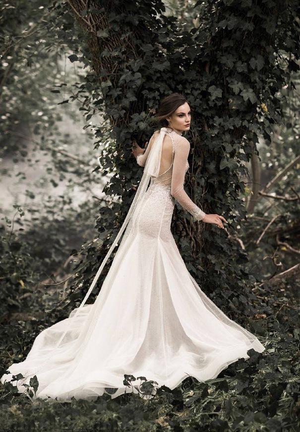 Seven wedding dress