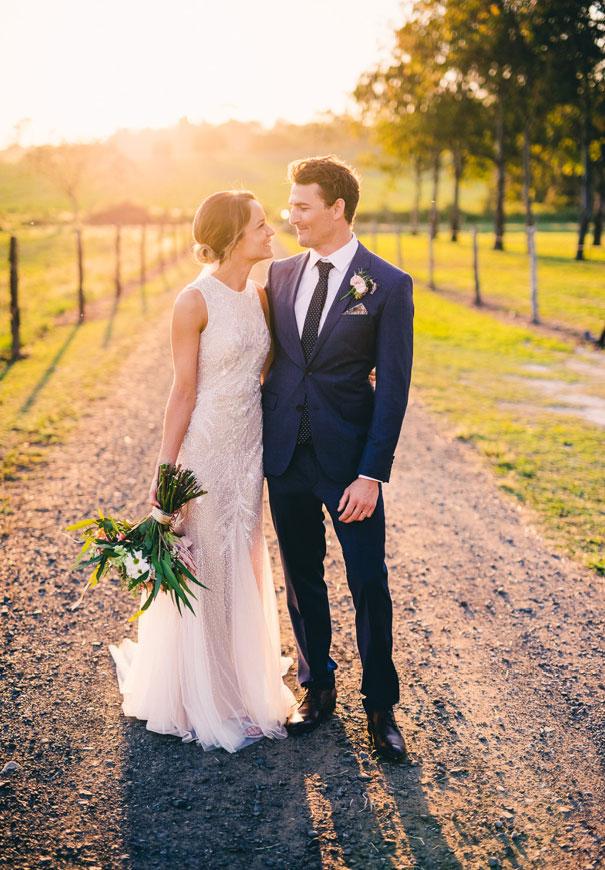 QLD-country-bush-australian-backyard-diy-wedding-sequin-silver-bridal-gown33