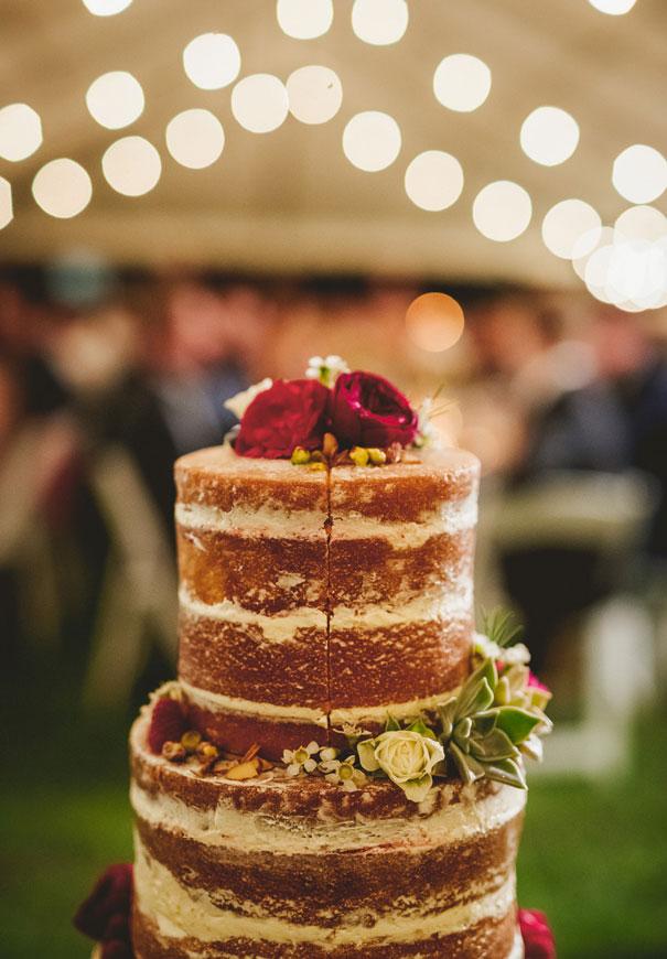 QLD-country-bush-australian-backyard-diy-wedding-sequin-silver-bridal-gown35